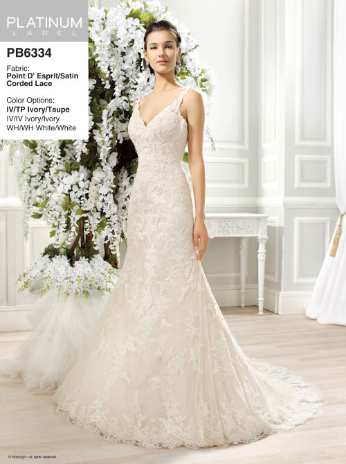LGM54 - $1,200 - Let\'s Get Married Bridal Boutique