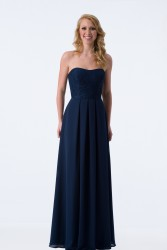 Bridesmaids Dresses - BM076 - $175 - Chiffon and lace dress by Kanali K.